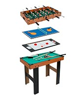 Comprar Mesa multijuego air hockey